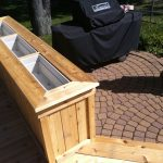 How to Make Deck Rail Planter Boxes