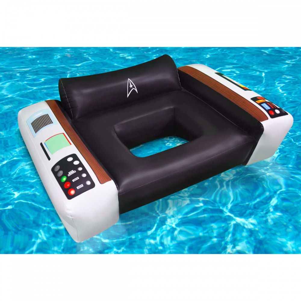 Image of: ideas floating pool chairs