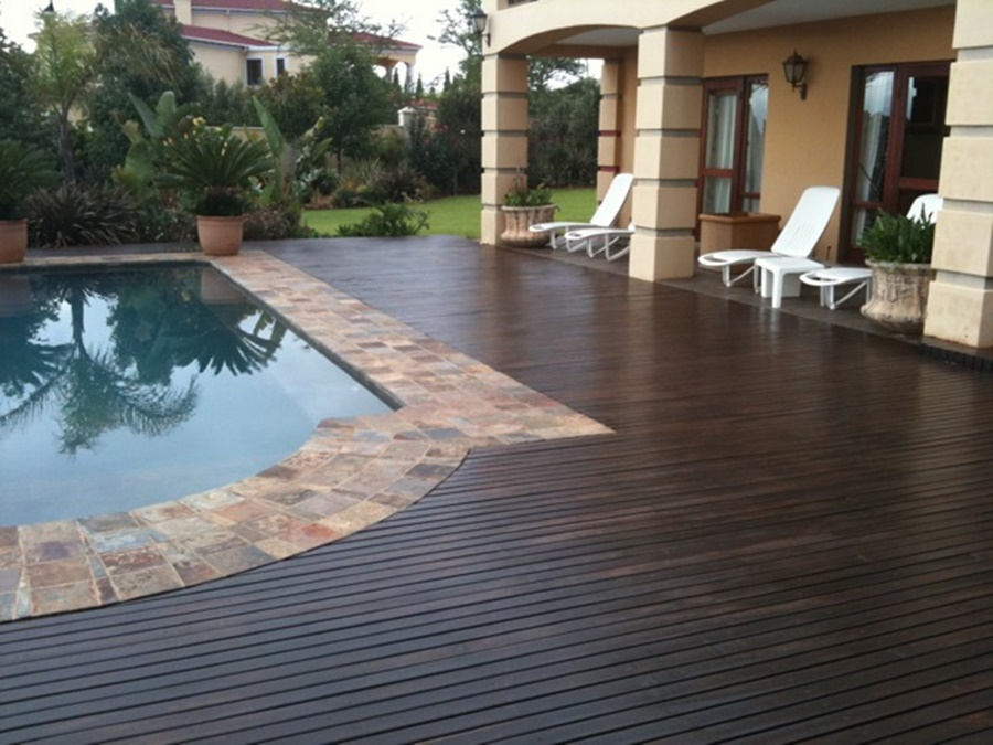 Image of: Image Epoxy Deck Coating