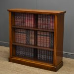 Image Walnut Bookcase 2014