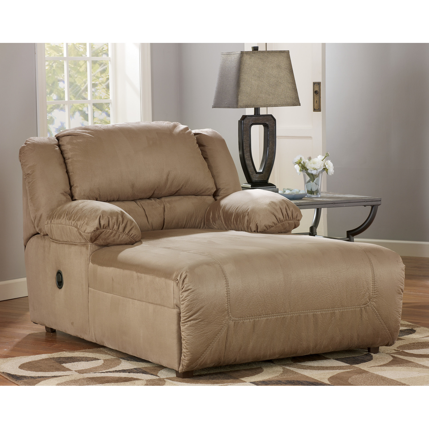 Image of: Indoor Chaise Lounge Chair Image