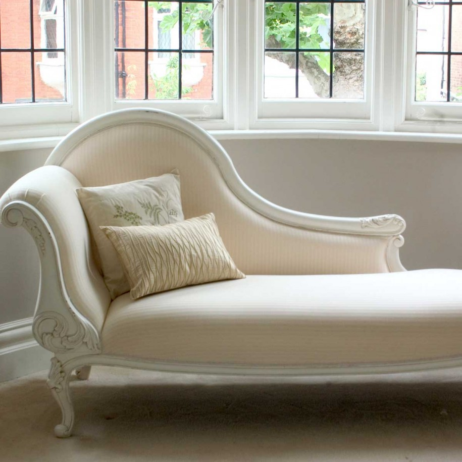Image of: Indoor Chaise Lounge Chair Style