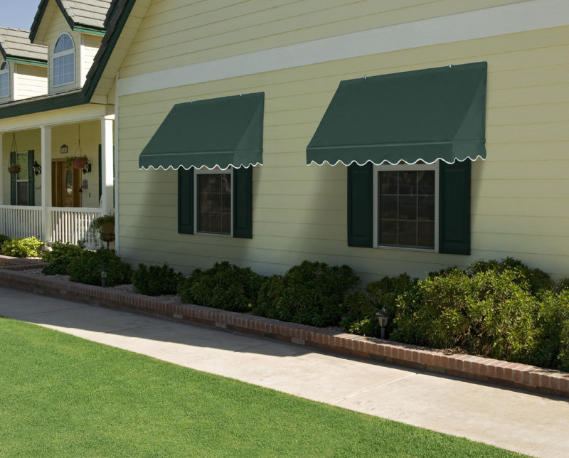 Image of: Indow Awnings for Homes Classic