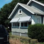 Indow Awnings for Homes White