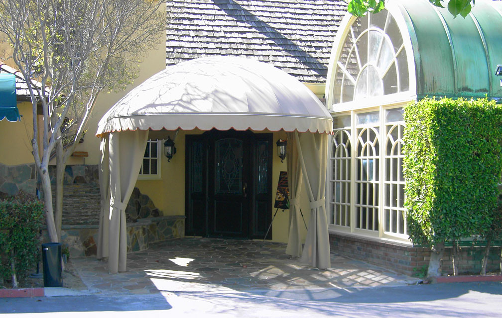 Image of: Industrial Awnings Covers