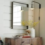 Industrial Wall Mirror Trim