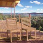 inspiration stackable patio chairs