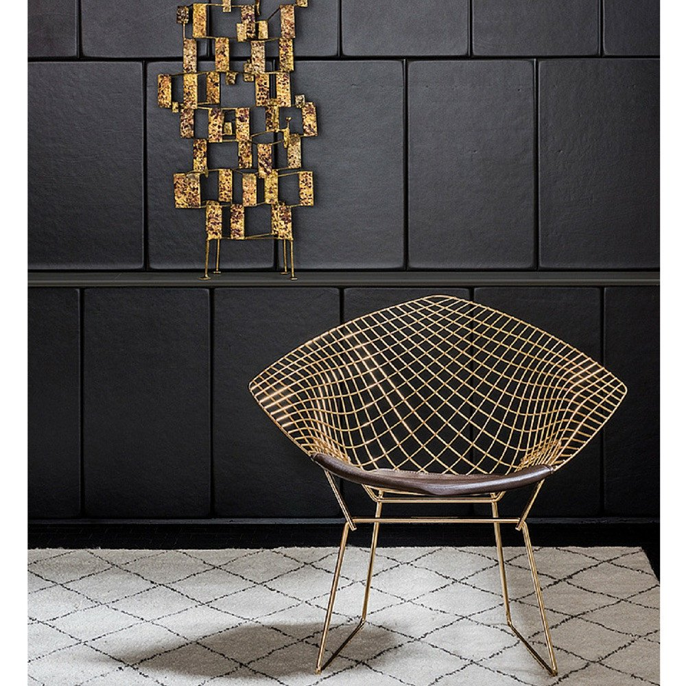 Image of: interesting bertoia diamond chair