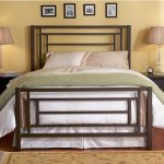 Iron Bed Frame Double
