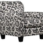 Island Floral Accent Chair