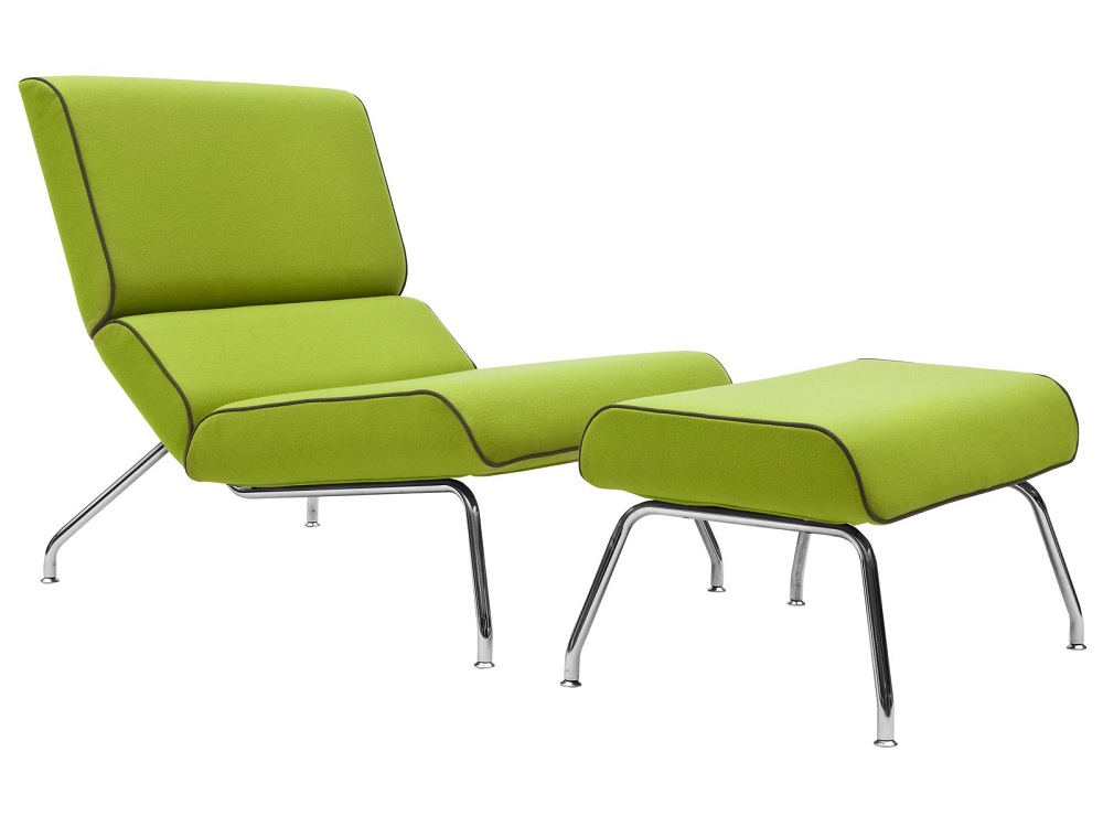 Image of: Island Lime Green Accent Chair