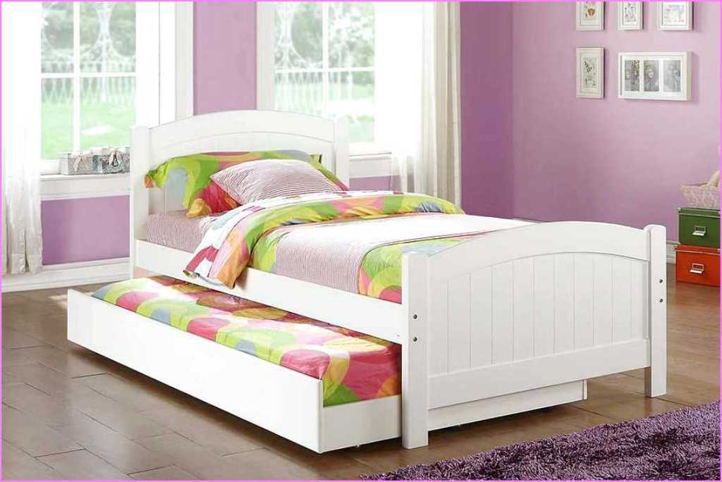 Image of: Kids Bed With Trundle Diy