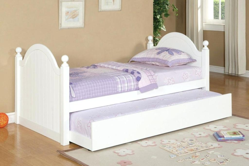 Image of: Kids Bed With Trundle Top Ideas