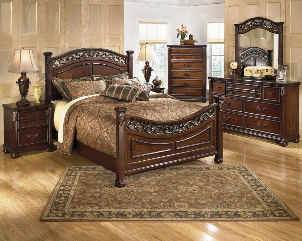 Image of: King Bedroom Sets Furniture Row