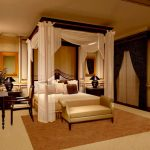 King Canopy Bedroom Sets Curtains