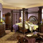 King Canopy Bedroom Sets Size