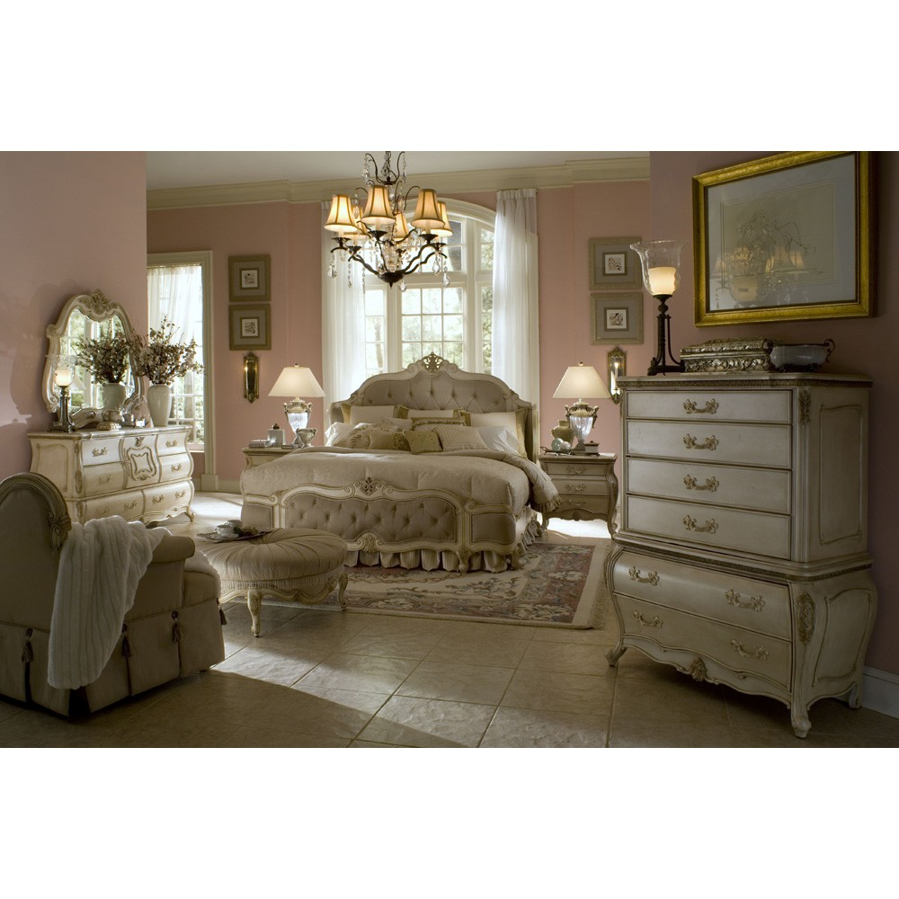 Image of: King Size Aico Bedroom Set