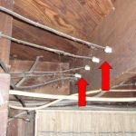 Knob and Tube Wiring Advantages