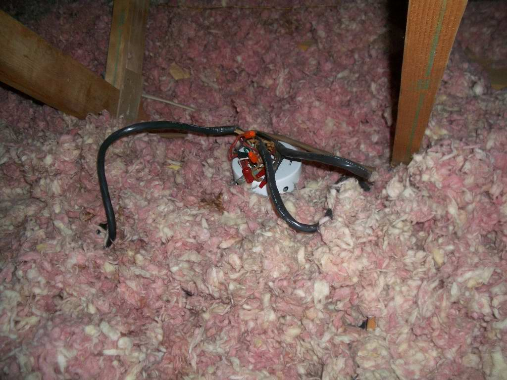 Image of: Knob and Tube Wiring Rewire