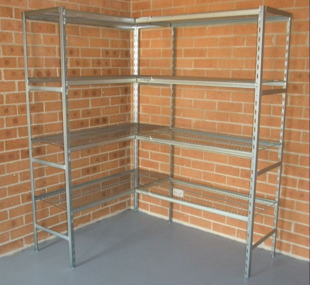 Image of: L Shaped Bookcase Picture