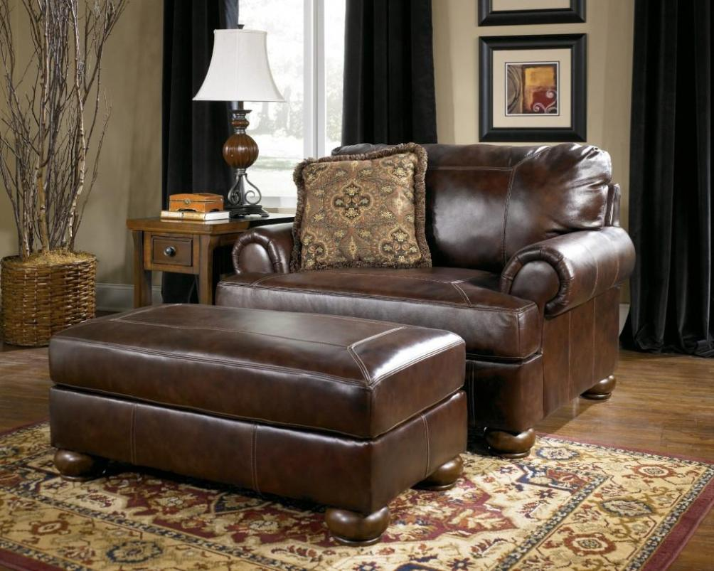 Image of: Lane Chair And A Half Recliner