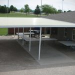 Large Aluminum Awnings