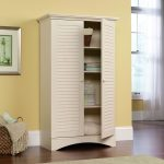 large bathroom linen cabinets