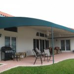 Large Canvas Awnings