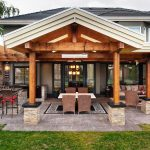 Large Covered Deck Designs