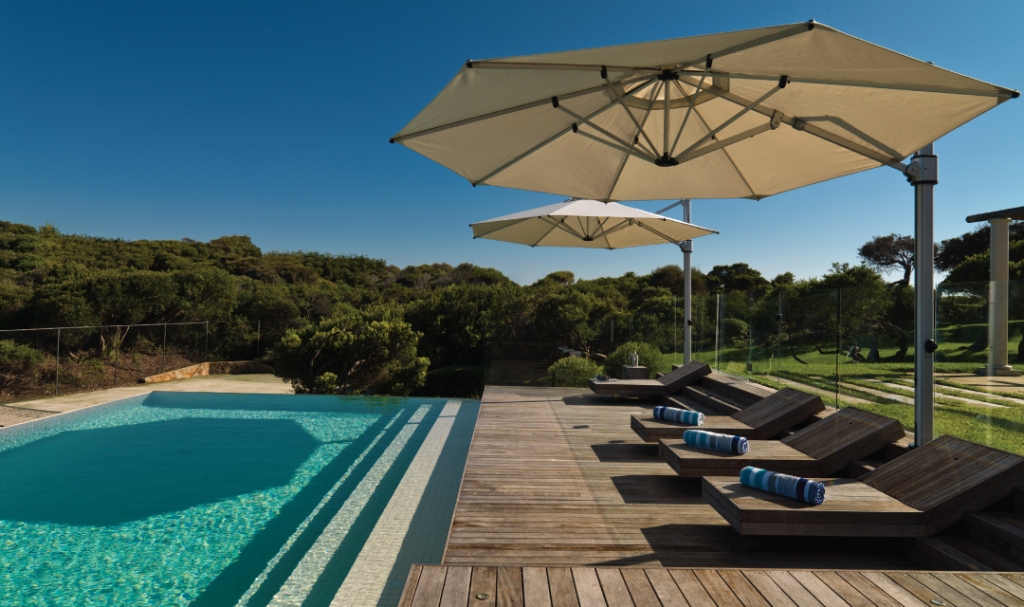 Large Deck Umbrella Plan