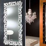 Large Decorative Wall Mirrors Antique Gold