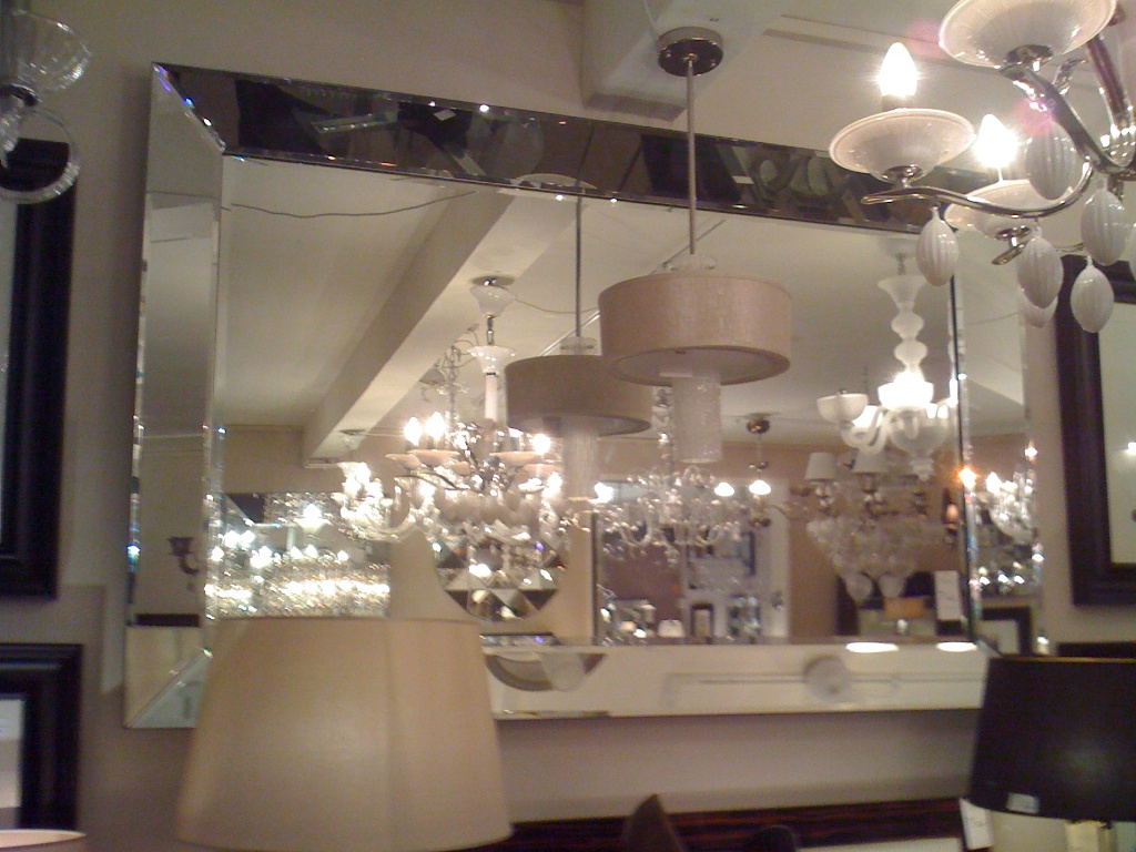 Image of: Large Decorative Wall Mirrors IKEA