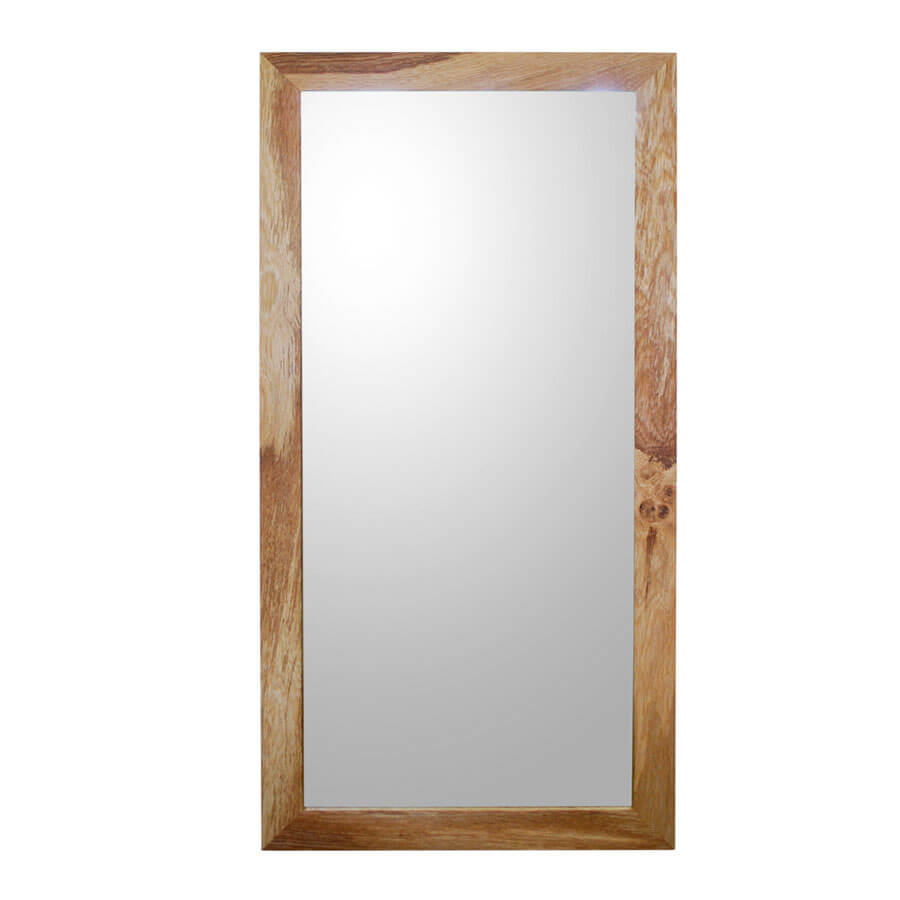 Image of: Large Framed Mirrors Design
