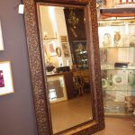 Large Framed Mirrors for Store