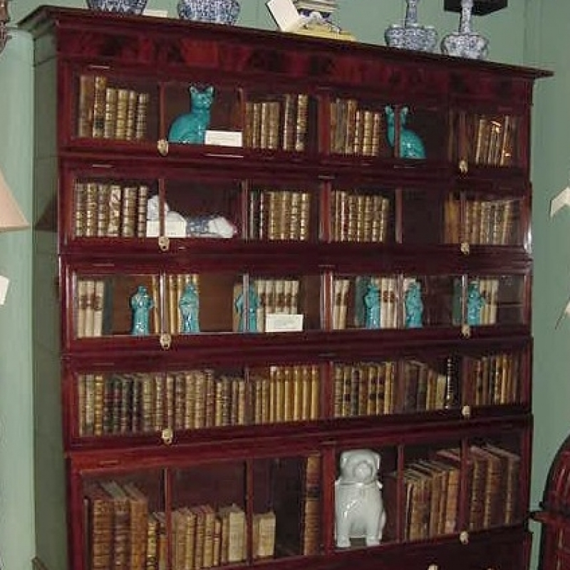 Lawyer Bookcase Barrister Bookcases