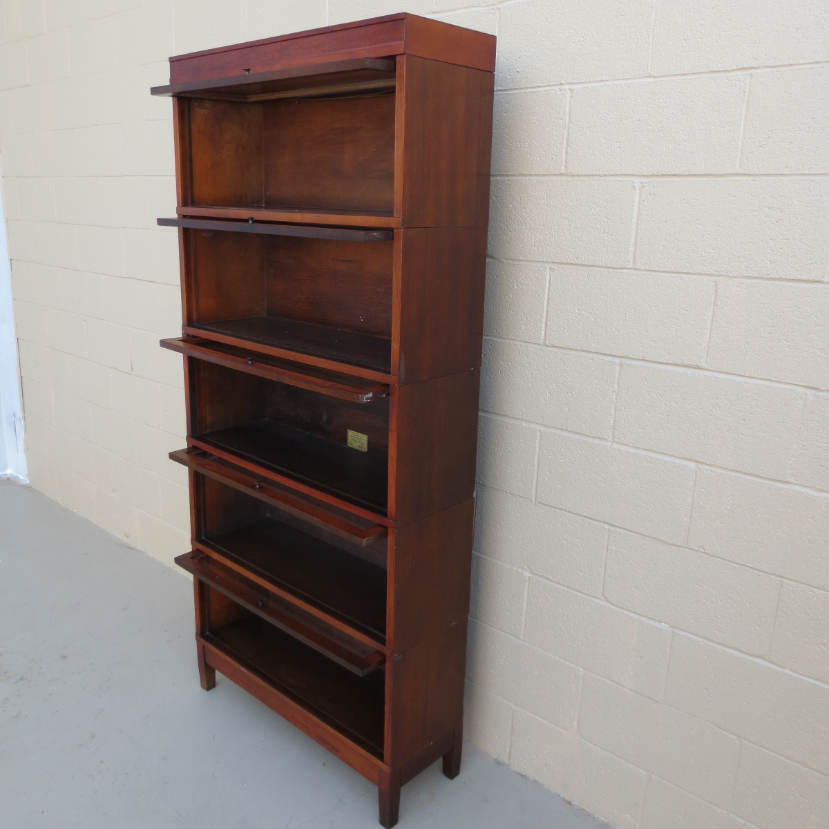 Image of: Lawyer Bookcase  best