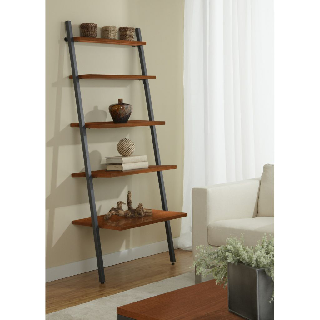 Leaning Ladder Bookcase 2015