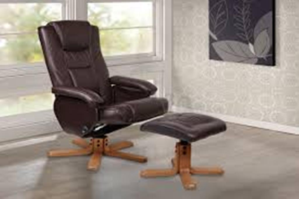 Image of: leather recliner chair arm covers