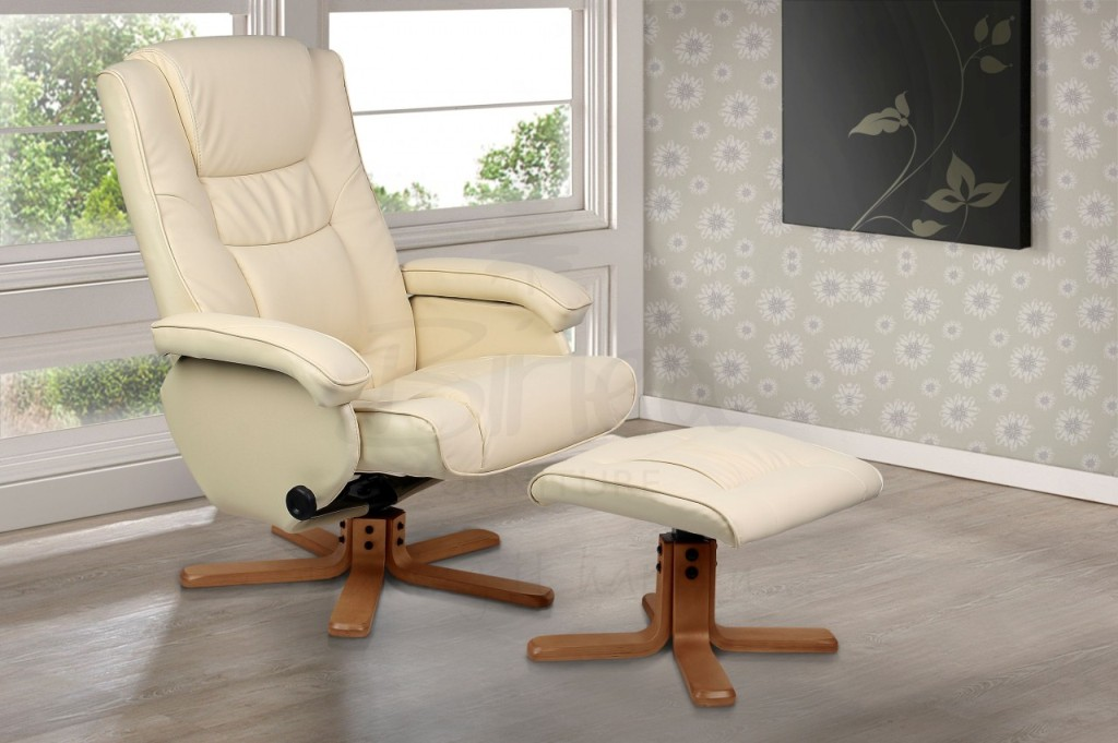 Image of: leather recliner chair protectors