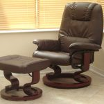 leather recliner chair what to clean it with