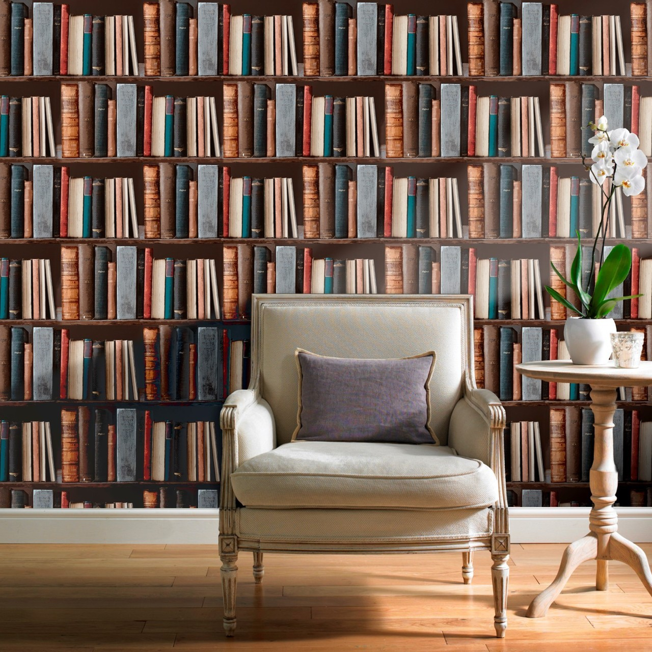 Image of: Library Bookcase Ideas