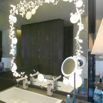 Lighted Wall Mirror Style