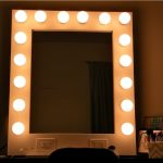 Lighted Wall Mirror Type