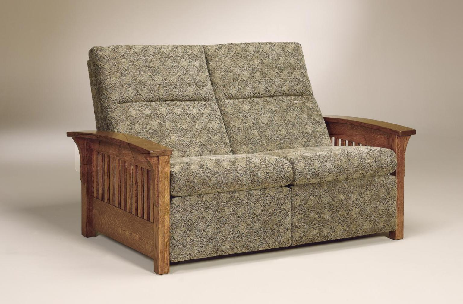 Image of: Loveseat Recliner With Console