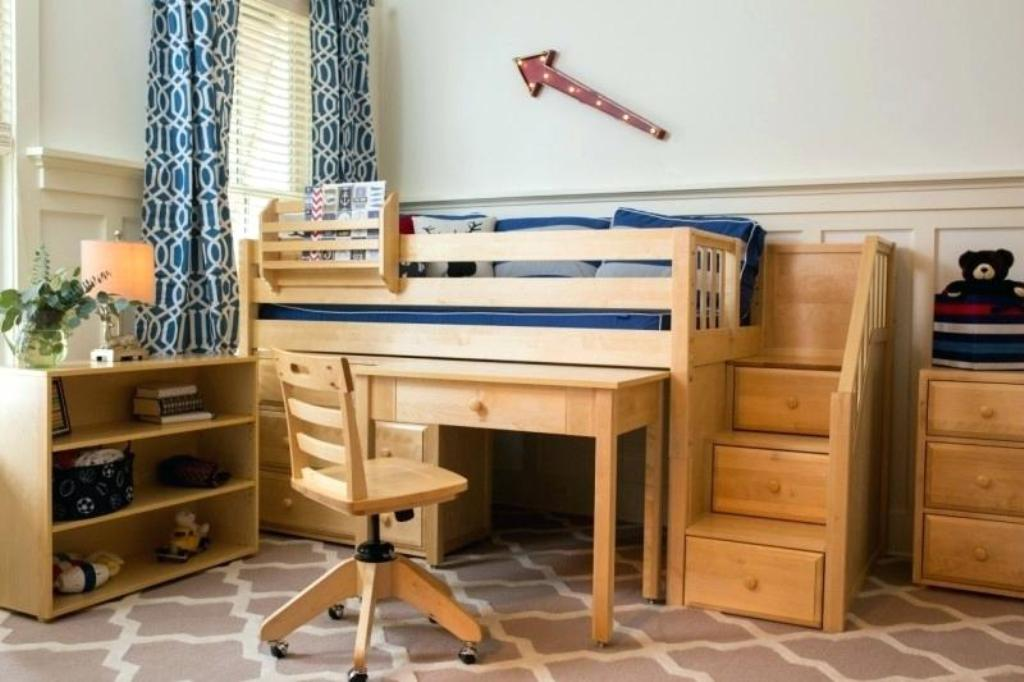 Image of: Low Bunk Beds For Toddlers Australia