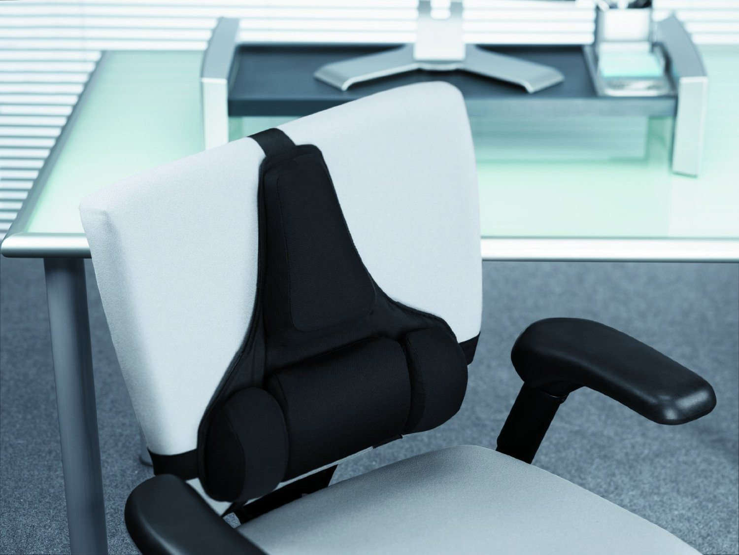 lumbar support for office chair design