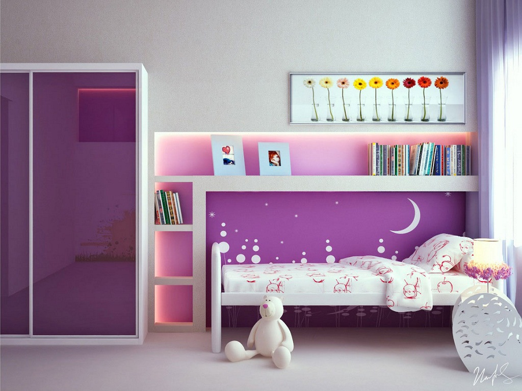 Image of: Luxury Bedroom Sets For Teenage Girtl