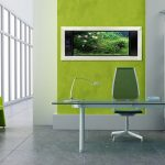 Luxury Lime Green Accent Chair