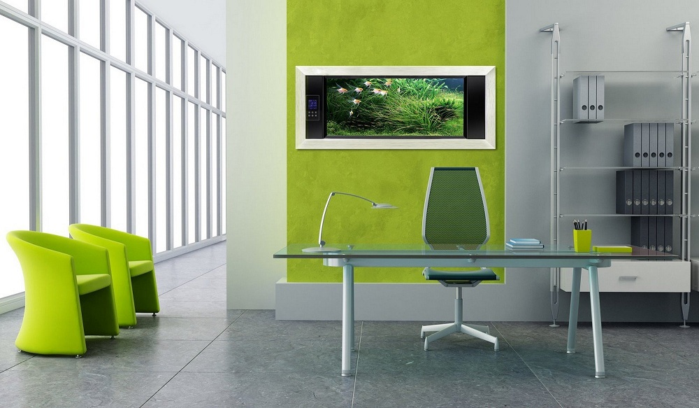 Image of: Luxury Lime Green Accent Chair