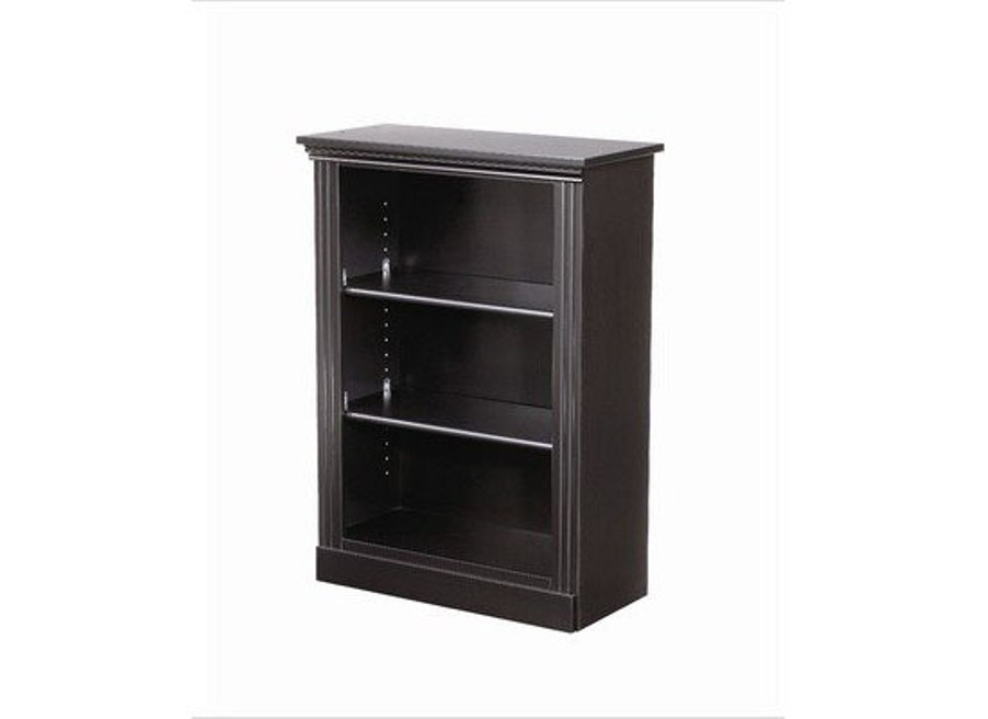 Image of: Mainstay's 3 shelf bookcase alder
